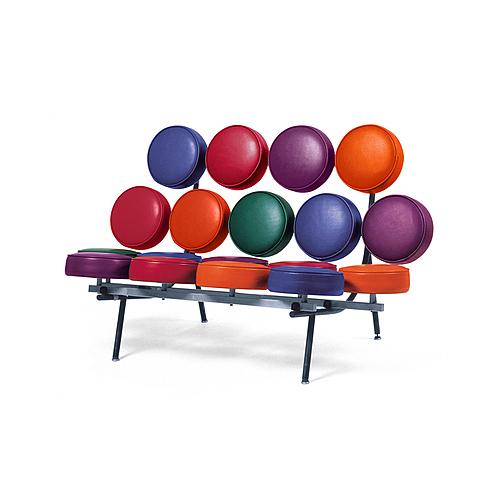 Myty - 3D Model | Marshmallow sofa by Vitra