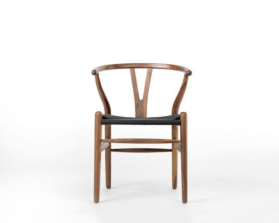 Myty - Furniture | Wishbone Chair by Hans  Wegner