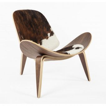 Myty - Furniture | Shell Chair by Hans  Wegner