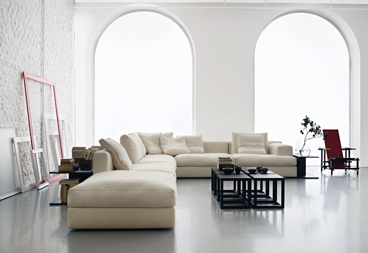 Myty - Inspiration | Illuminated Living Room by Name Surname
