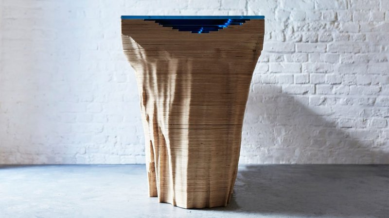 Myty - Furniture | Abyss Console Table  by Name Surname