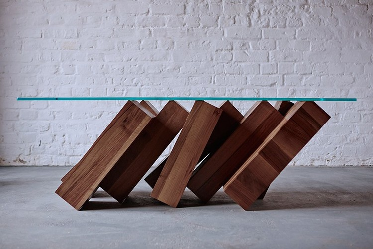 Myty - Furniture | Megalith Coffee Table  by Name Surname