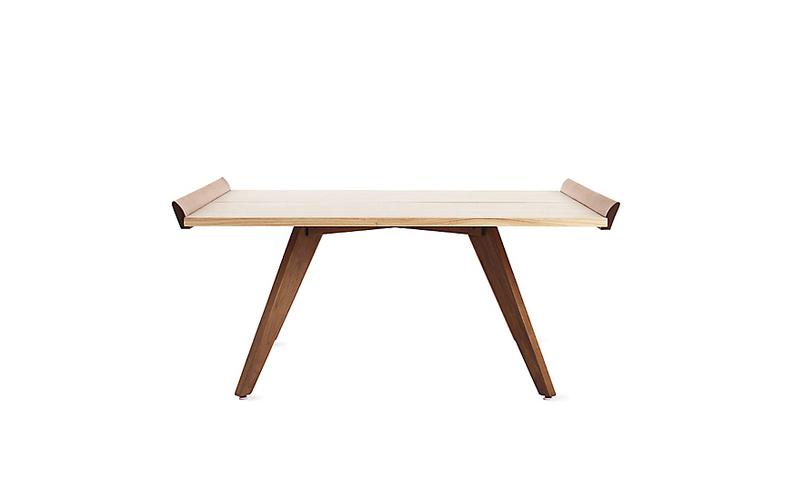 Myty - Furniture | Splay Leg Table by George Nakashima