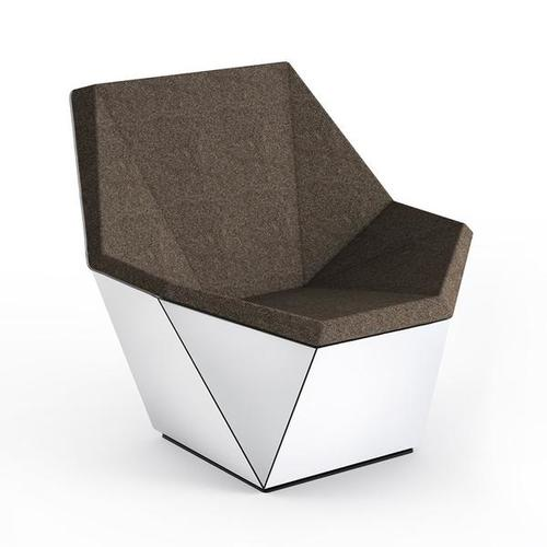 Myty - Furniture   Washington Prism™ Lounge Chair by David Adjaye