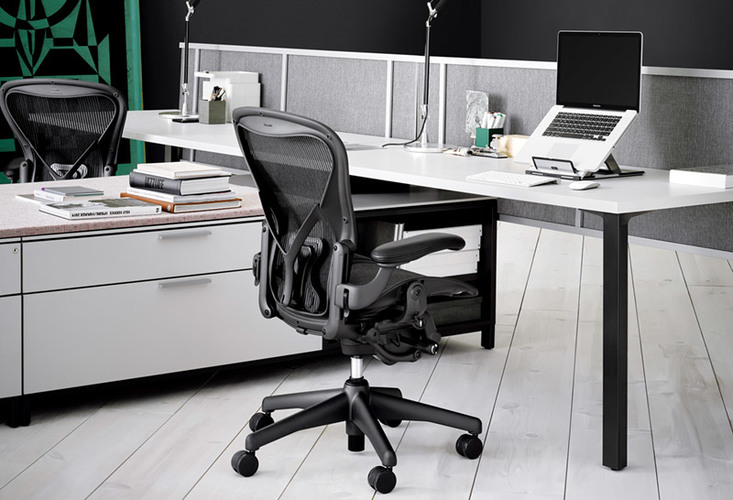 Myty - Inspiration | Practical Office Space by Don Chadwick