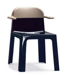Myty - Furniture | Trono Chairs Collection by Ettore  Sottsass