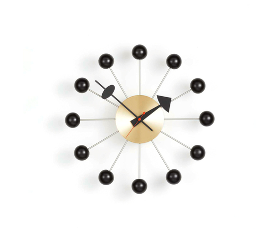Myty - Furniture | Ball Clock by George  Nelson