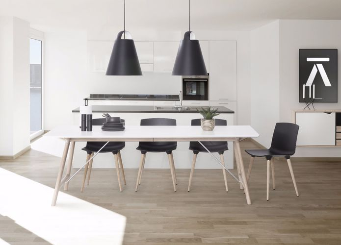 Myty - Inspiration   Modern Dining Room by Name Surname