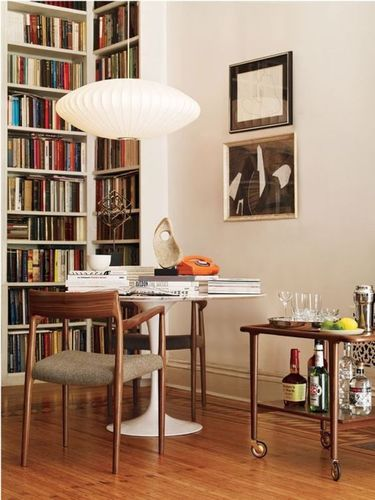 Myty - Inspiration | Nice Dining Room by George  Nelson