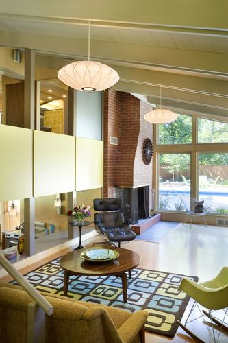 Myty - Inspiration | Nice Living Room  by George  Nelson