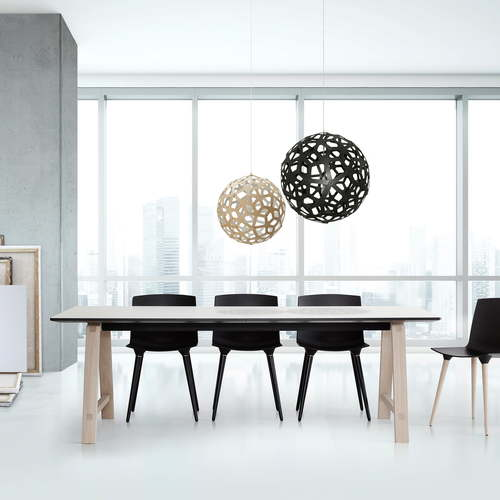 Myty - Inspiration   Illuminated Dining Room by Name Surname