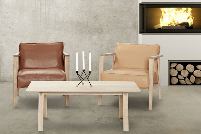 Myty - Inspiration   Scandinavian Living Room by Name Surname
