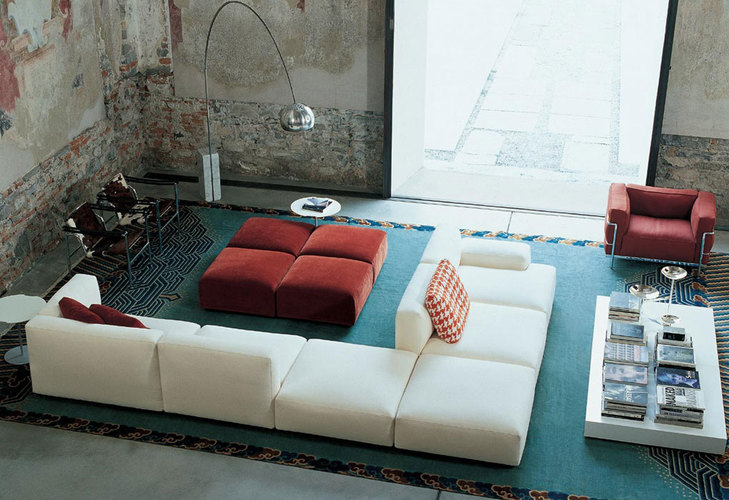 Myty - Inspiration | Interesting Living Room by Name Surname