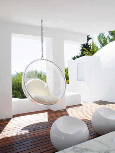 Myty - Inspiration | Minimalist style terrace de Myty