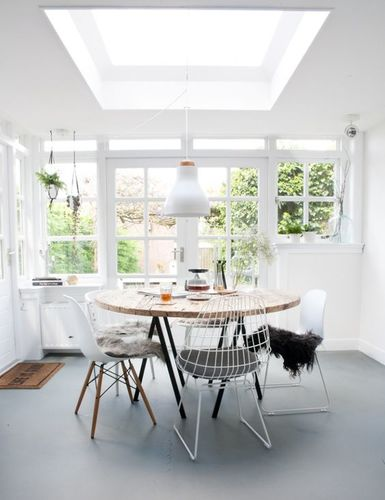 Myty - Inspiration | White interior de Myty