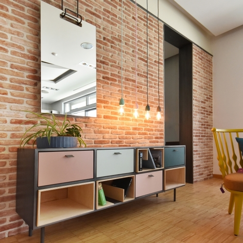 Myty - Inspiration | Industrial interior by Doding